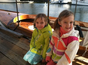 H&L at the Center for Wooden Boats